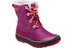 Keen Elsa WP Boots Youth Purple Wine/Tigerlilly